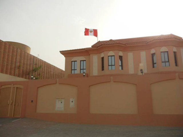 Some Of The Best Embassies In The World (35 pics)