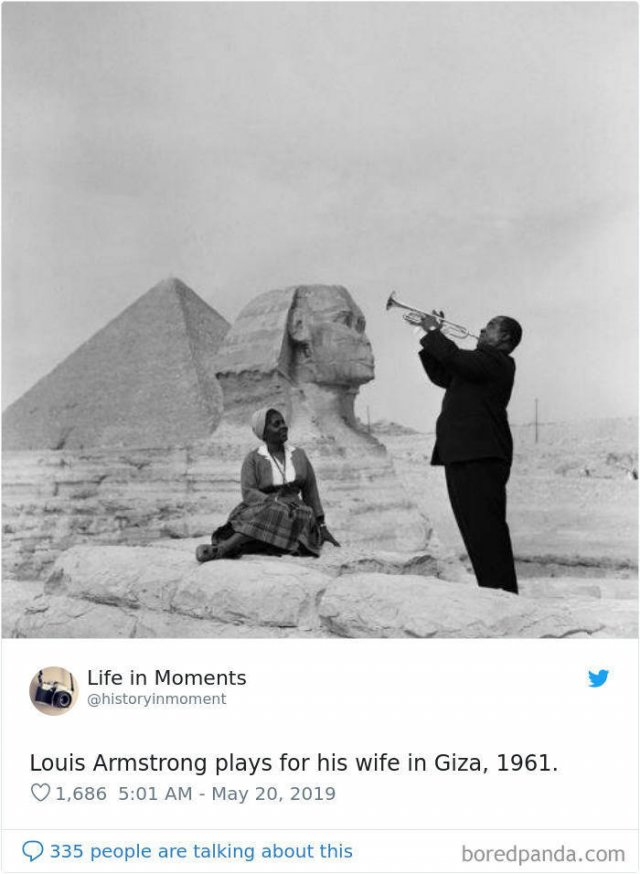 Let's Go Back In Time With These Amazing Photos (37 pics)