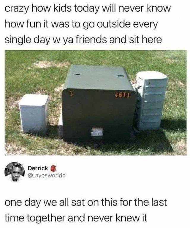 Last Time... This Post Will Make You Sad (21 pics)