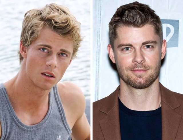 Hot TV Stars Of The 2000's Then And Now (30 pics)