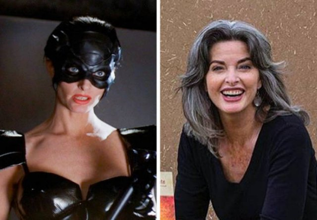 Superheroes From The Past Then And Now (16 pics)