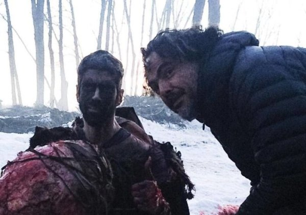 Javier Botet López Is A Horror Movie Icon (22 pics)