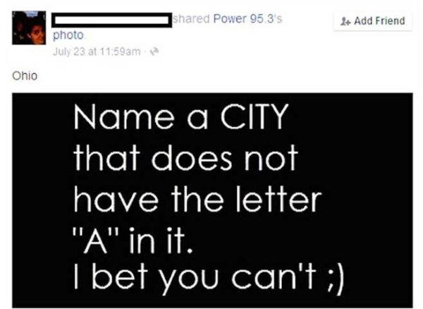 You Are Not So Smart (70 pics)