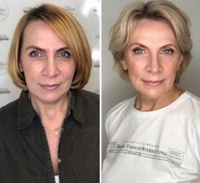 Women Before And After Transformation By A Stylist (30 pics)