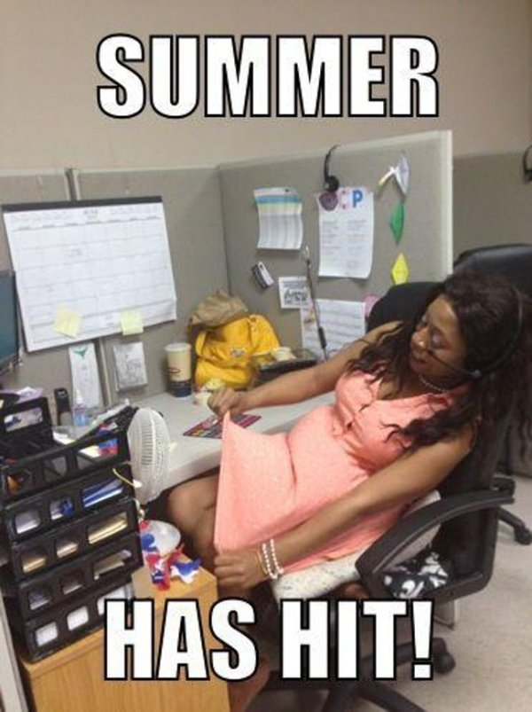 Get Ready For The Summer With This Summer Memes (42 pics)