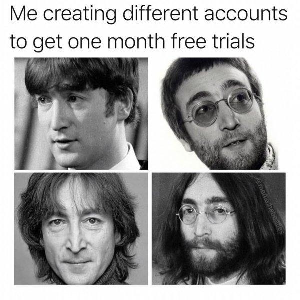 Funny Beatles Memes (32 pics)