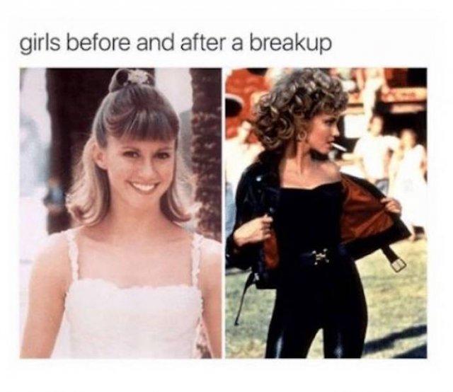Break Up Memes (28 pics)