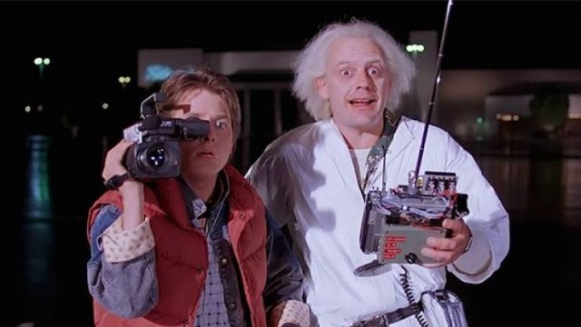 """""""Back To The Future"""" Facts (18 pics)"""
