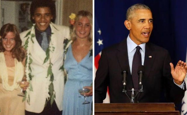 Prom Photos Of Famous People (34 pics)