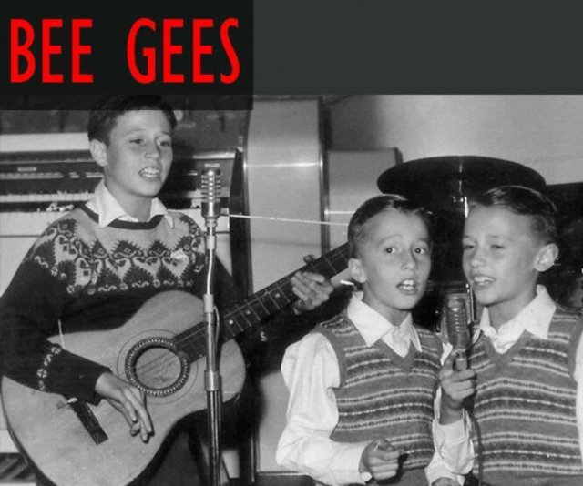 Famous Bands When They Were Young (23 pics)