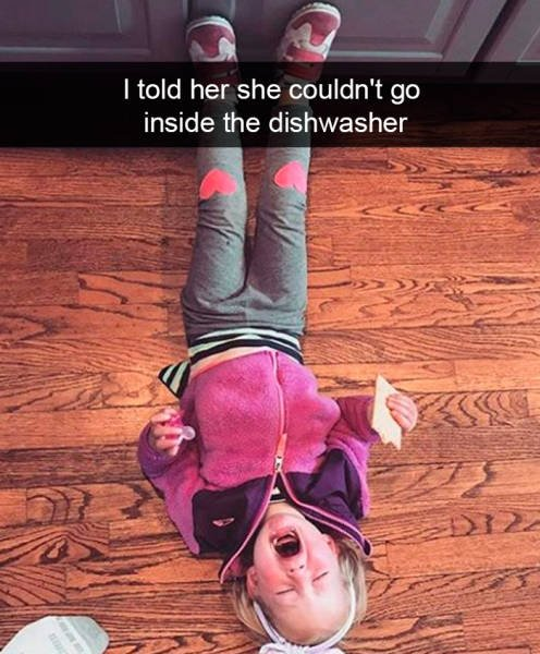 Reasons Why Kids Cry (40 pics)