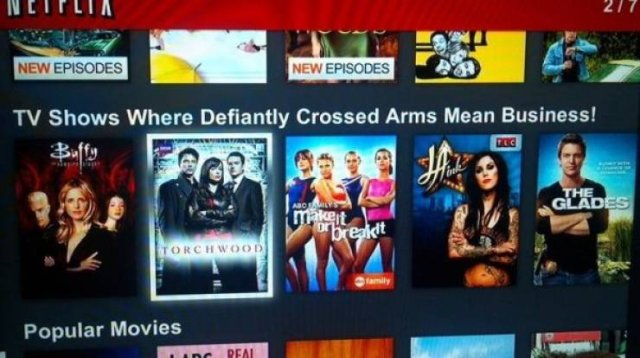 Netflix Can Be So Funny (26 pics)