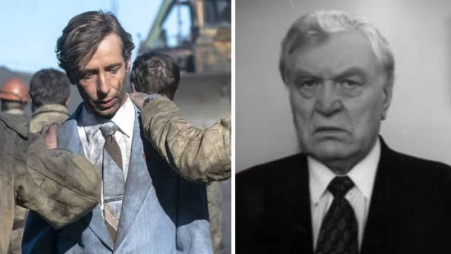 "Cast And Their Prototypes of HBO's ""Chernobyl"", Best TV Series Ever According To IMDB (13 pics)"