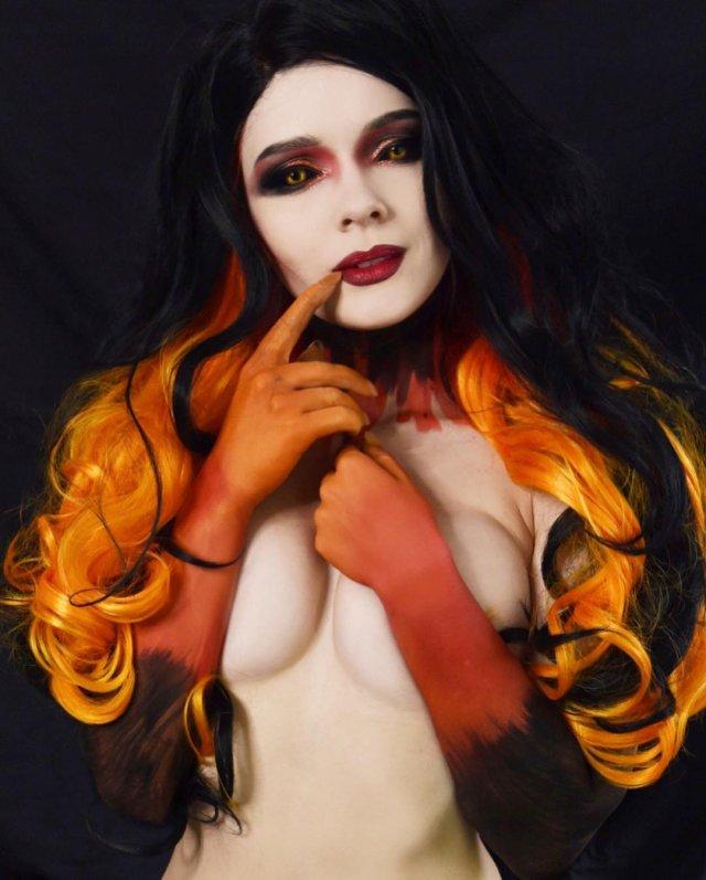 Nice Cosplay By Irina Sabetskaya (33 pics)