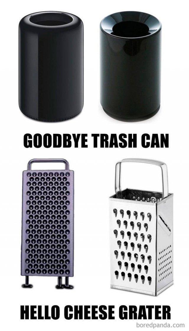 New Mac Pro Memes (31 pics)
