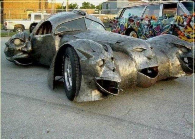 Crazy Cars (42 pics)