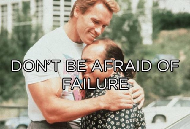 Arnold Schwarzenegger And His Keys To Success (10 pics)