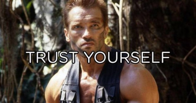 Arnold Schwarzenegger And His Keys To Success (10 pics)