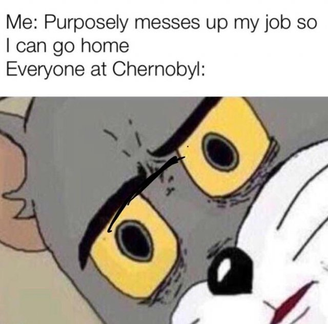 """""""Chernobyl"""" TV Series Memes Prove That There Are Memes About Everything  (35 pics)"""