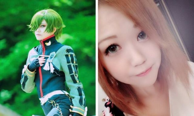 Cosplayers Without Their Costumes (19 pics)