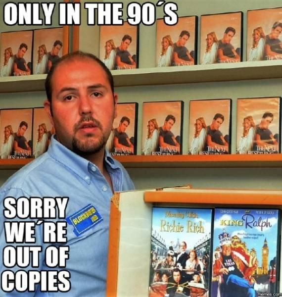 90's Memes (34 pics)