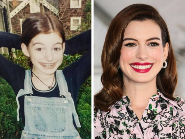When Celebrities Were Much Younger (21 pics)