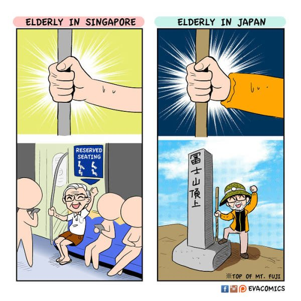 Japan Vs Other Countries (60 pics)