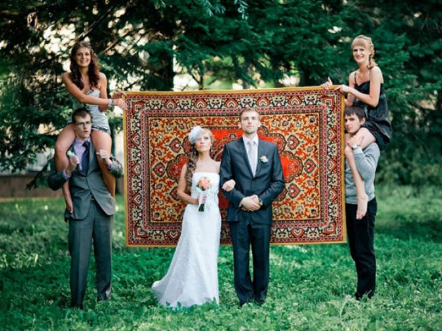 Russian Weddings Are Different... (22 pics)