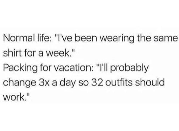 Summer Vacation Memes (30 pics)