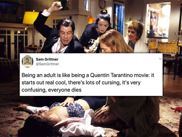 Being Adult Kind Of Sucks (30 pics)