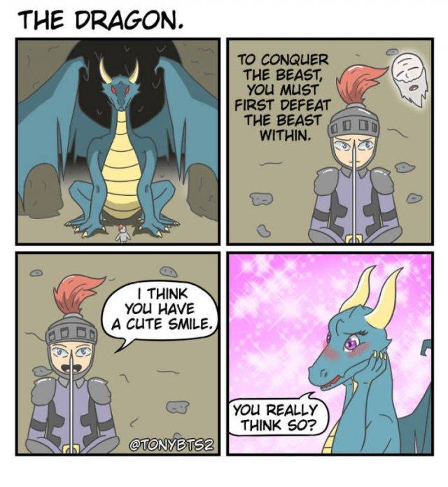 Funny Comics By Tonnybts2 (30 pics)