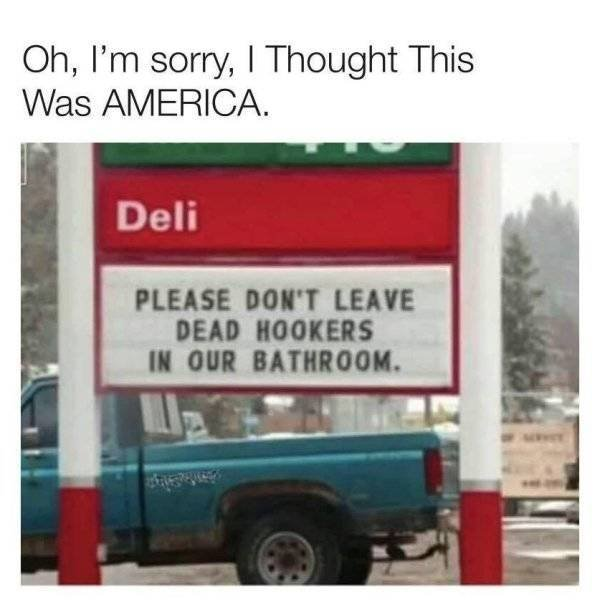 Welcome To America (35 pics)