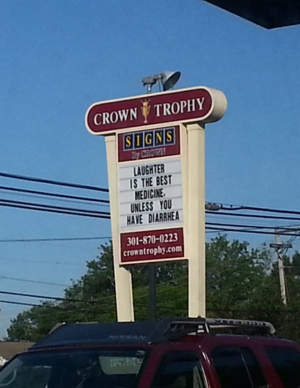 Funny Signs Are Everywhere (35 pics)