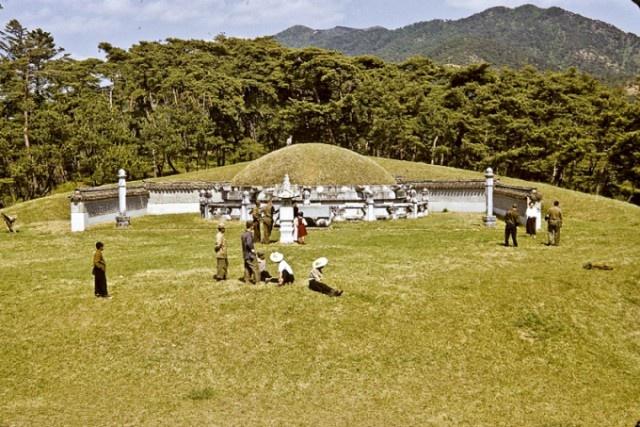 Korea In 1952-53 (100 pics)