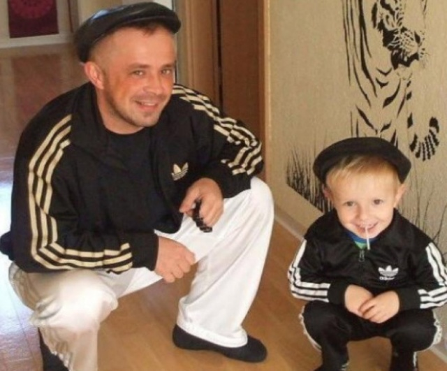 Are Tracksuits Part Of The Russian Culture? (20 pics)