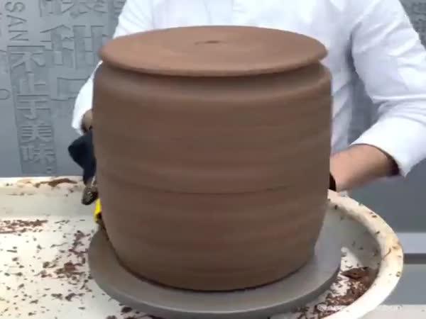 A Chocolate Bonsai
