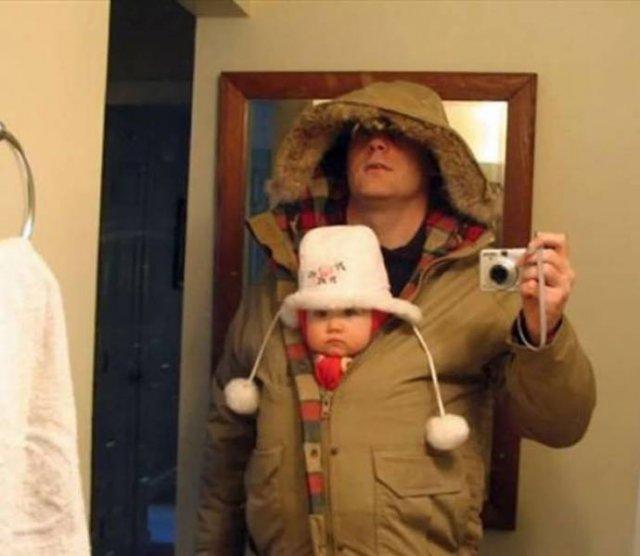 Cool Dads (26 pics)