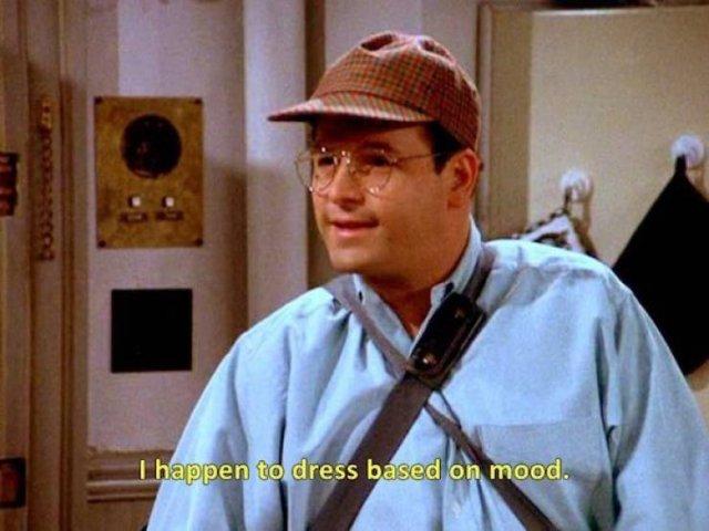 "Funny ""Seinfeld"" Moments (32 pics)"
