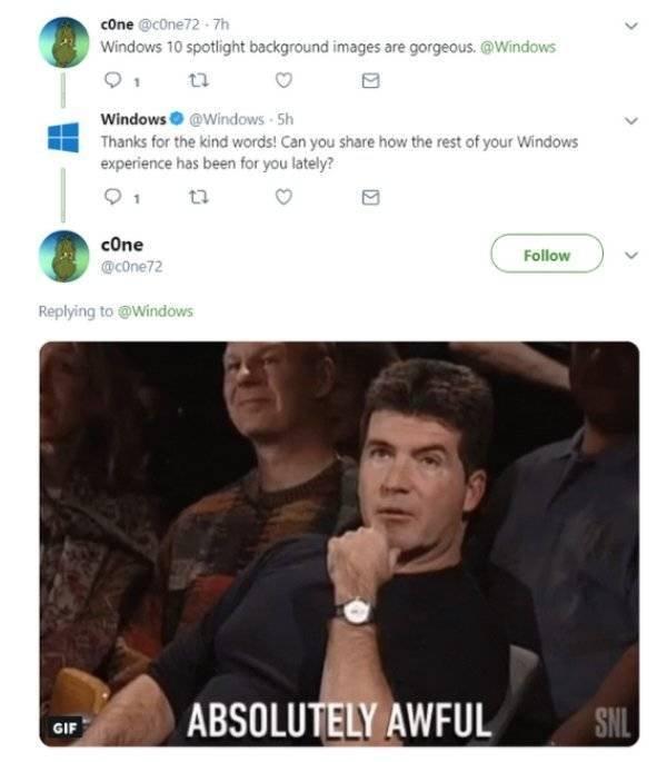 Funny Internet Responses (28 pics)