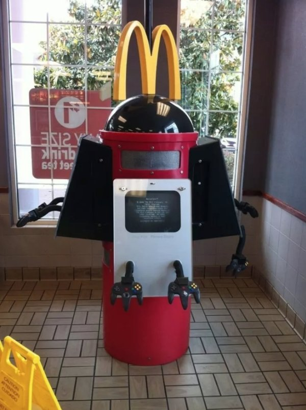 McDonald's In The '80s And '90s (25 pics)