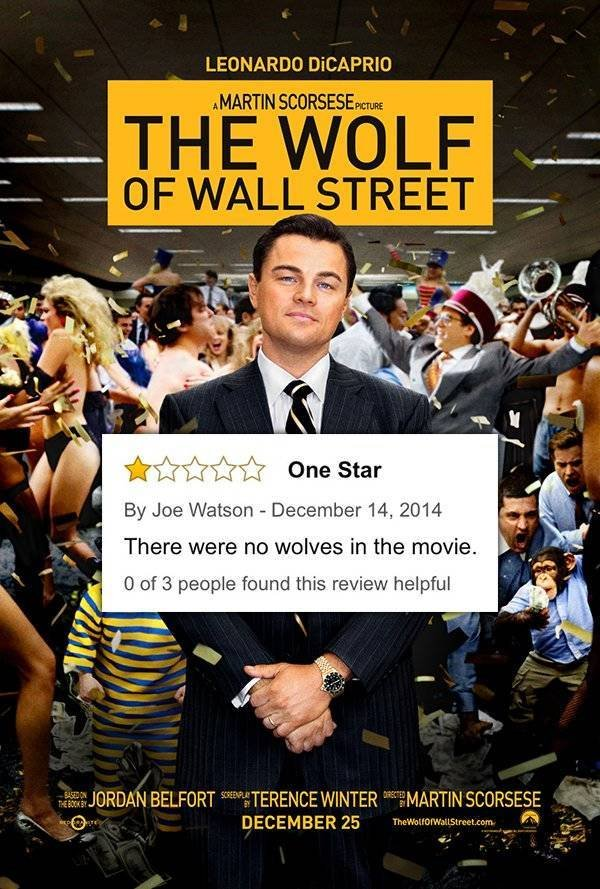 Awesome Amazon Movie Reviews (30 pics)