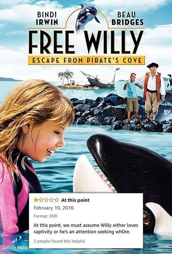Awesome Amazon Movie Reviews (30 pics)
