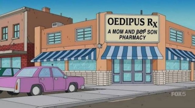 Awesome Businesses In Cartoons (23 pics)