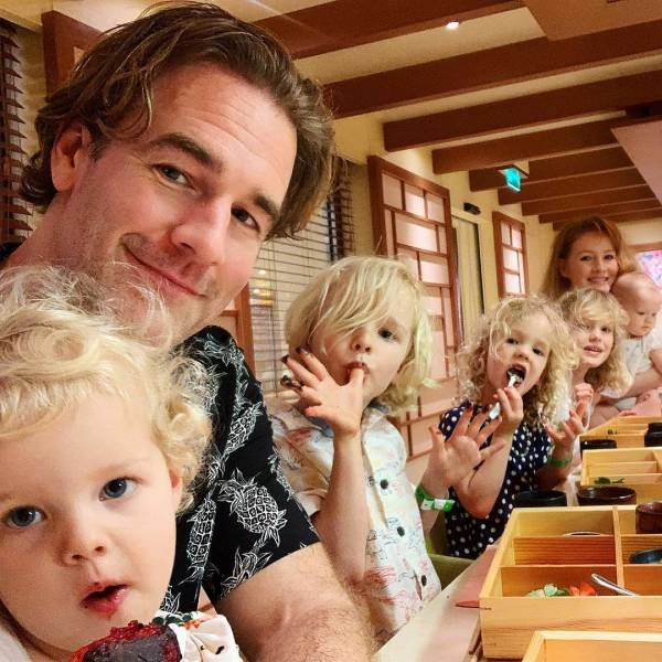 Celebs Who Have Many Kids (24 pics)