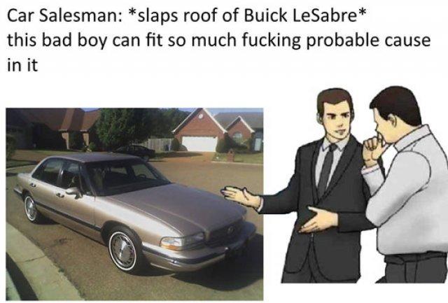 Police Memes (22 pics)