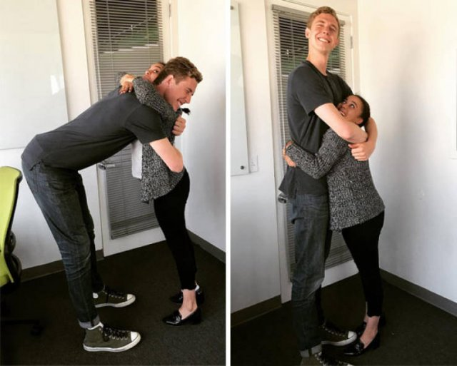 Tall People Problems (45 pics)