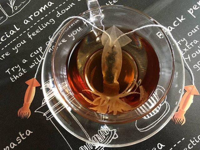 Sea Tea Bags (10 pics)