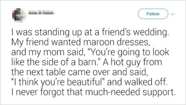 What Was The Kindest Thing Someone Has Done For You? (21 pics)