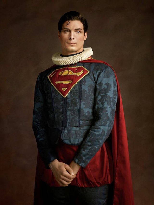 The Superheroes From Elizabethan Era (20 pics)