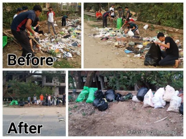 #Trashtag Challenge Is One Of The Most Useful Challenges Ever (27 pics)